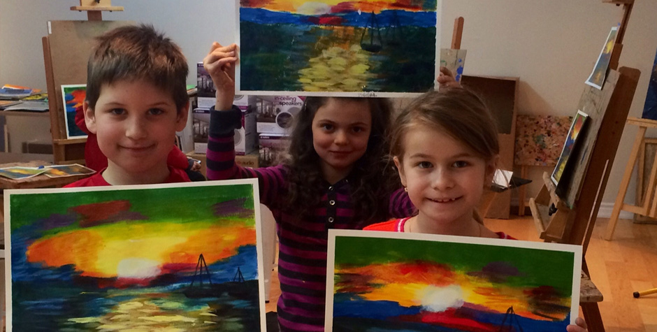 Art Classes For Kids In Richmond Hill