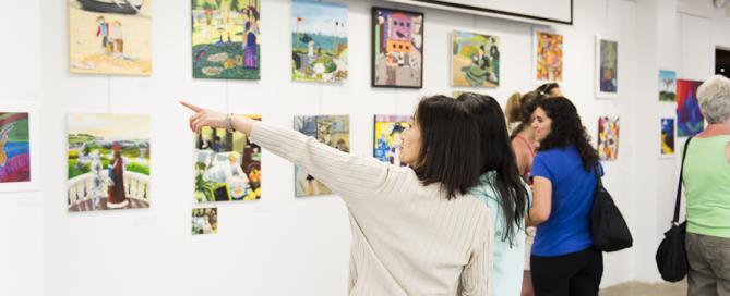 Fine Arts Program - venue rental