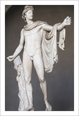 Art or Literature: Apollo Sculpture