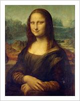 Art or Literature: Mona Lisa